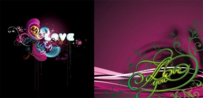Free vector Vector Heart  2 the trend vector love theme