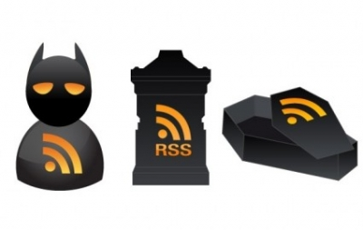 Free vector Vector icon  3 Halloween RSS Icons