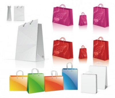Free vector Vector misc  4 sets of bag vector