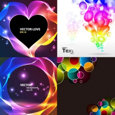 Free vector Vector background  4glare background vector