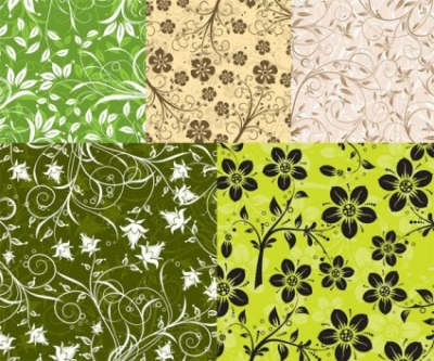 Free vector Vector background  5 fashion pattern vector background