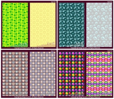 Free vector Vector background  8 lovely shape of the background base map vector artwork