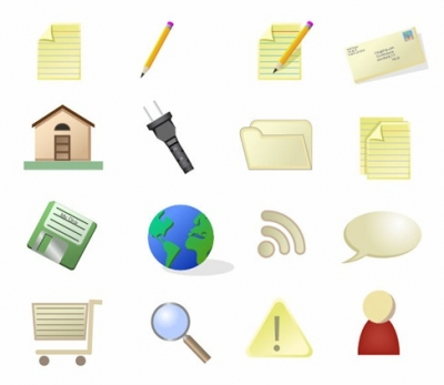 Free Web Vector Icon Pack