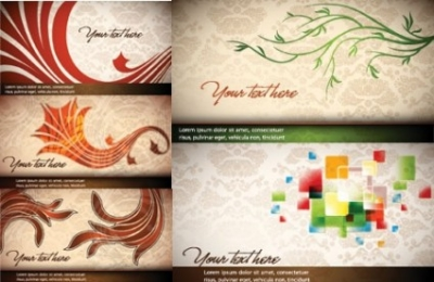 Free vector Vector banner  a touch of elegance banner vector background