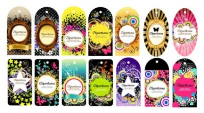 Free vector Vector misc  a variety of fashion label tag vector 14