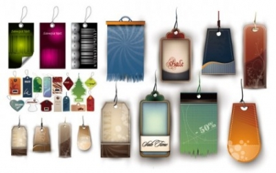 Free vector Vector misc  a variety of tag vector