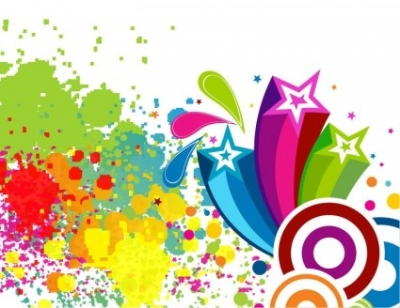 Free vector Vector background  Abscract Colorful Spots Background Vector Art