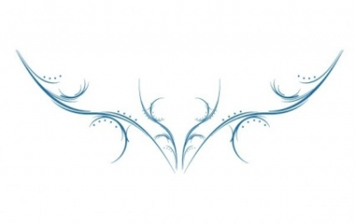 Free vector Vector abstract  Abstract Antlers