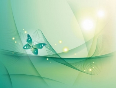 Free vector Vector abstract  Abstract Backgorund with Butterfly Vector