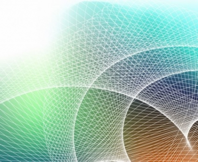 Free vector Vector abstract  Abstract Background with Grid Vector Graphic