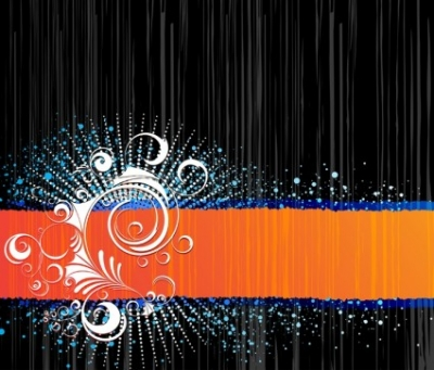 Free vector Vector abstract  Abstract Background with Ornament Vector