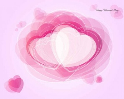 Free vector Vector background  Abstract Background with pink hearts