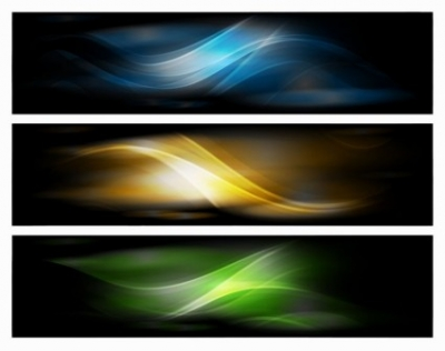 Free vector Vector banner  Abstract Banner Background