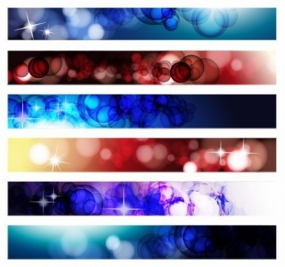 Free vector Vector banner  Abstract Banner Vector