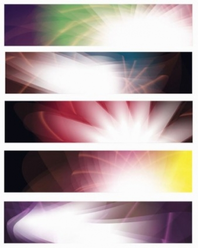 Free vector Vector banner  Abstract Banners Vector Set