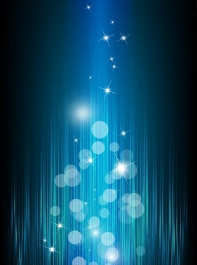 Free vector Vector background  Abstract blue background
