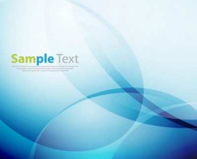 Free vector Vector abstract  Abstract Blue Vector Background with Blending Blur Lines