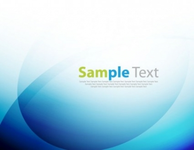 Free vector Vector abstract  Abstract Blue Vector Background with Blur Lines and Gradient