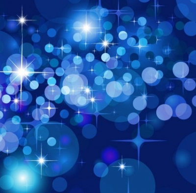 Free vector Vector abstract  Abstract Bokeh Stars Background