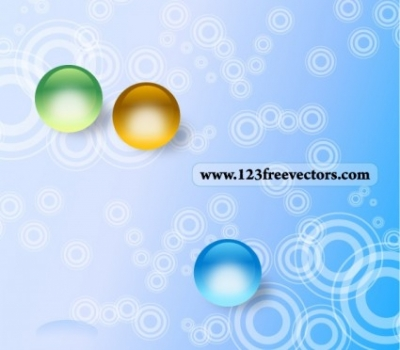 Free vector Vector abstract  Abstract Circle Background Free Vector