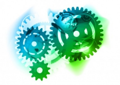 Free vector Vector abstract  Abstract Color Gears Vector Graphic