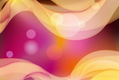 Free vector Vector abstract  Abstract Colored Bokeh Background
