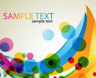 Free vector Vector abstract  Abstract Colored Design Vector Art