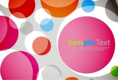 Free vector Vector abstract  Abstract Colorful Background