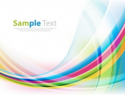 Free vector Vector abstract  Abstract Colorful Background with Wave Vector Illustration