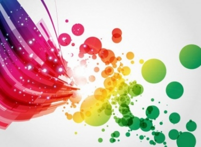 Free vector Vector abstract  Abstract Colorful Vector Background Art