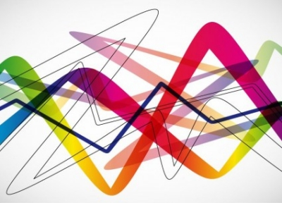 Free vector Vector abstract  Abstract Colorful Wave Background Vector Illustration