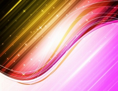 Free vector Vector abstract  Abstract Colorful Waves Vector