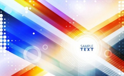 Free vector Vector background  Abstract Colourful Background
