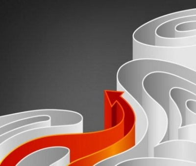 Free vector Vector abstract  Abstract Curved Background