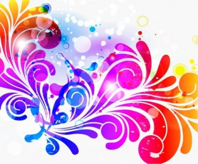 Free vector Vector abstract  Abstract Design Colorful Background Vector Graphic