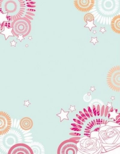 Free vector Vector abstract  Abstract Flower Vector Background