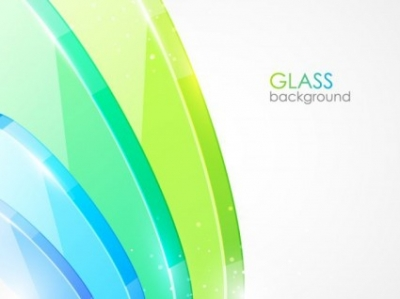 Free vector Vector background  Abstract Glass Background