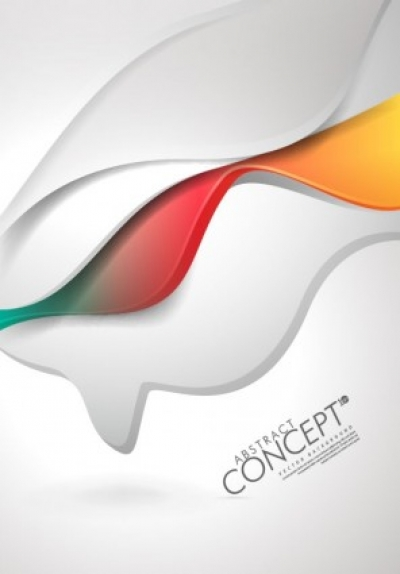 Free vector Vector abstract  abstract graphic poster background 04 vector