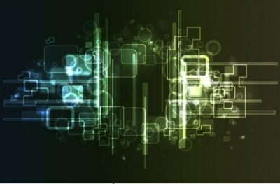 Free vector Vector abstract  Abstract hi-tech background