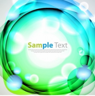 Free vector Vector abstract  Abstract Light Blue Green Background