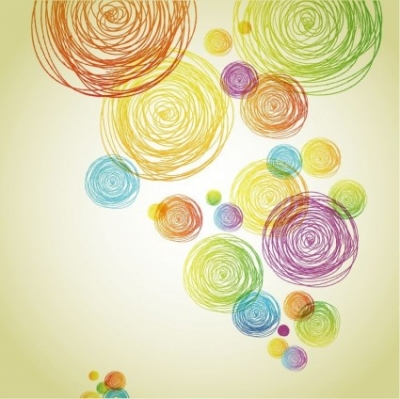 Free vector Vector abstract  Abstract Pencil Scribble Background Vector