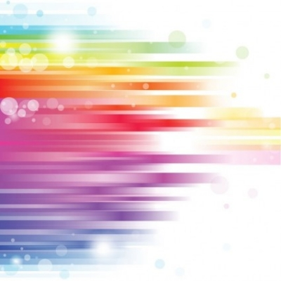 Free vector Vector abstract  Abstract Rainbow Background Vector