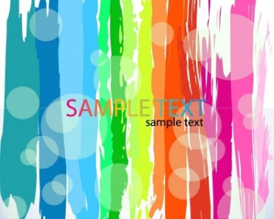 Free vector Vector abstract  Abstract Rainbow Color Vector Background