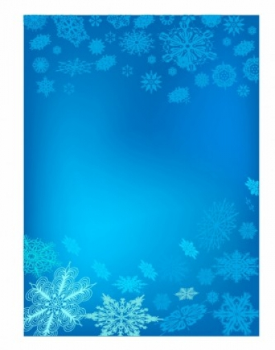 Free vector Vector background  Abstract snowflake background
