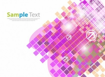 Free vector Vector abstract  Abstract Square Background