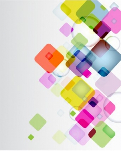 Free vector Vector background  Abstract squares background