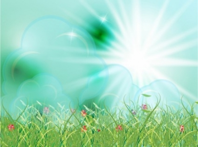 Free vector Vector background  Abstract Summer Background
