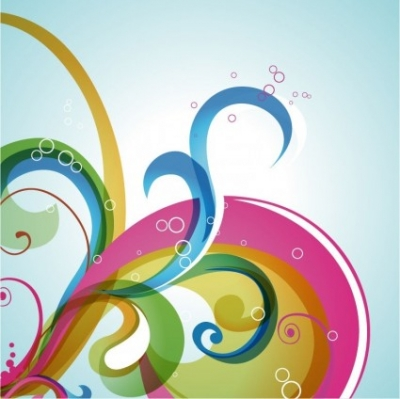 Free vector Vector abstract  Abstract Swirl Vector Background