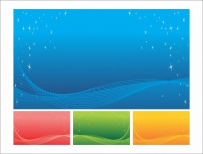 Free vector Vector background  Abstract swoosh background