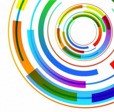 Free vector Vector abstract  Abstract Technology Circles Vector Background